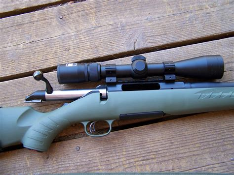 Ruger All American Predator Rifle