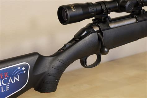 Ruger All American Rifle With Scope
