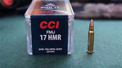 Ruger American 17 Hmr Carbine Cci 20 Grain Fmj Chronograph
