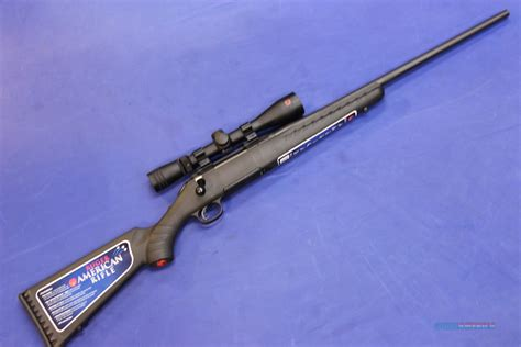 Ruger American 7mm-08 Remington Bolt-action Rifle