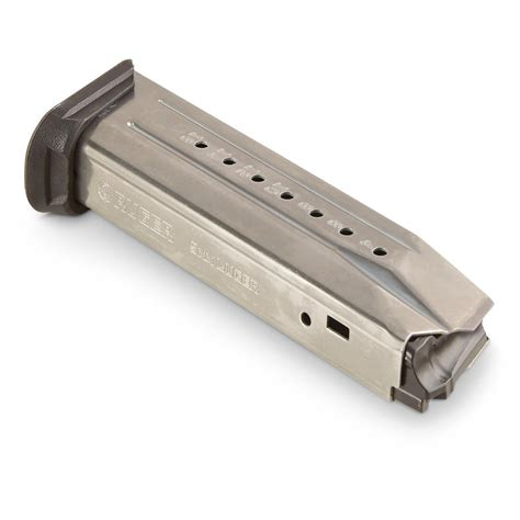 Ruger American 9mm Caliber Magazine 17 Rounds 666527