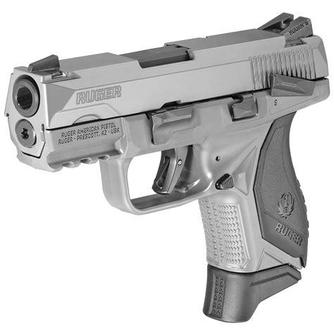 Ruger Ruger American 9mm Laser.
