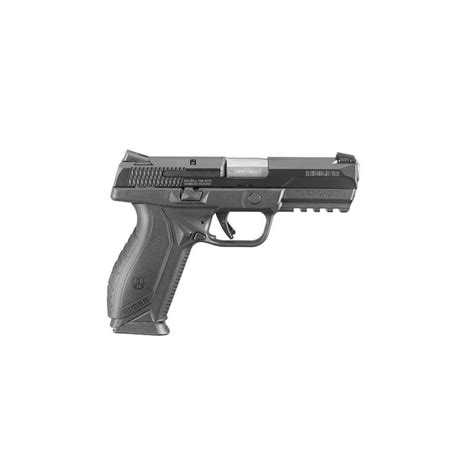 RUGER AMERICAN PISTOL 4 2IN 9MM BLUE 17 1RD Brownells