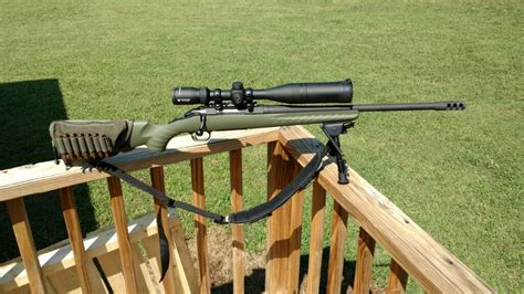 Ruger American Predator 308 Bipod