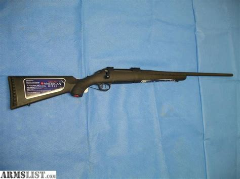 RUGER AMERICAN RIFLE 22IN 270 WINCHESTER MATTE BLACK 4 1RD