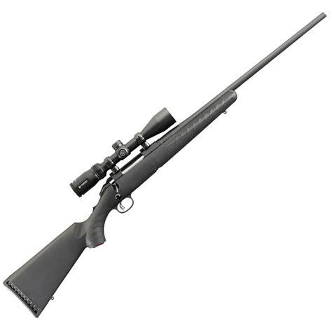 Ruger American Rifle 3006 22 Black Impact Guns