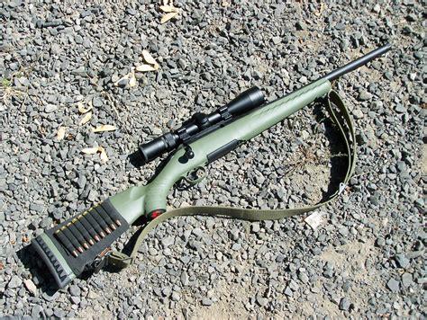 Ruger American Rifle 308 Predator