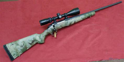 Ruger American Rifle 308 Win 22 Inch 4rd Wolf Camo And Ruger Precision Rifle 308 Rating