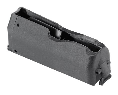 Ruger American Rifle 4round Magazine Long Action