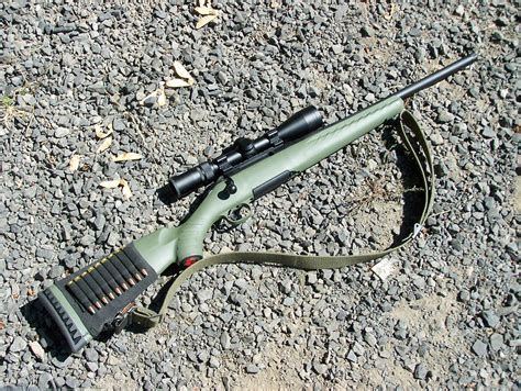 Ruger American Rifle Predator 308 Review