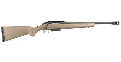 Ruger American Rifle Ranch Flat Dark Earth 450 Bushmaster