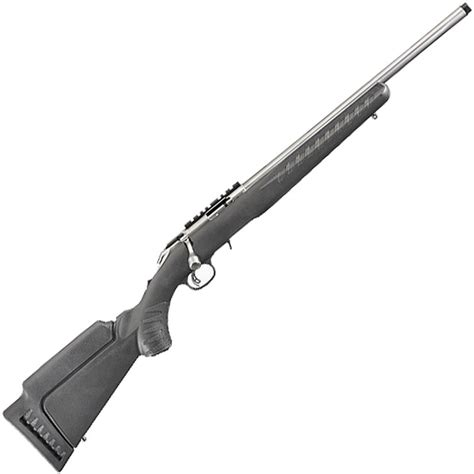 Ruger American Rifle Rimfire Boltaction Rifle With Threaded Barrel