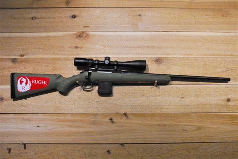 Ruger American Rifleing