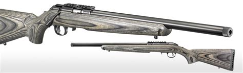 Ruger American Target Rifle Review And Savage Arms Model 11 Scout Bolt Action Rifle Review