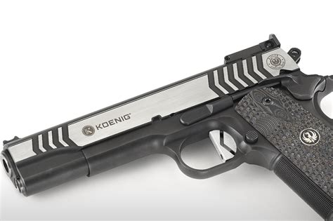 Ruger Announces The Ruger Custom Shop Two New Custom