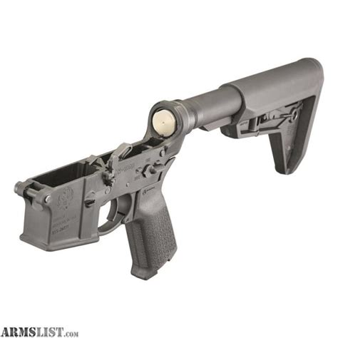 Ruger Ar 15 Lower Receiver For Sale