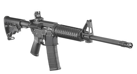 Ruger Ar 556 5 56 Nato M4 Flat Top Autoloading Rifle