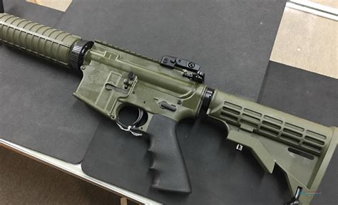 Ruger Ar 556 Green For Sale