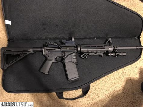 Ruger Ar 556 Magpul Edition