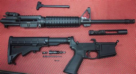 Ruger Ar 556 Parts List