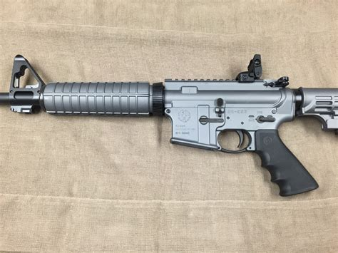 Ruger Ar 556 Tactical Grey For Sale