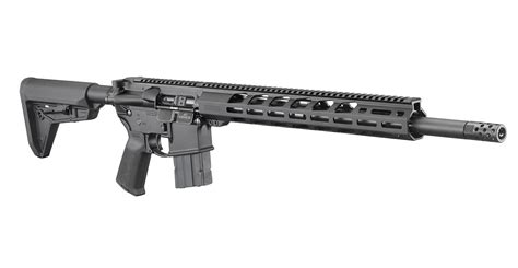 Ruger Ar556 Mpr Autoloading Rifle Model 8522 In 450 Bushmaster