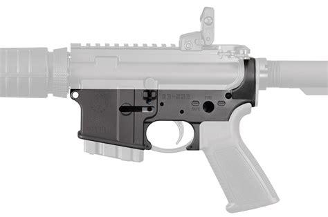 Ruger Ar556 Stripped Lower Receiver Black
