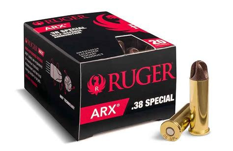 Ruger Arx 38 Special Ammo Review