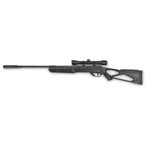 Ruger Blackhawk Elite 177 Pellet Air Rifle With Scope