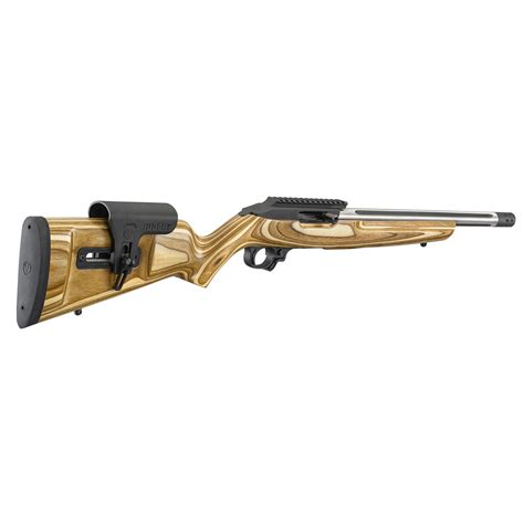Ruger Competition 22 Rifle Stainless