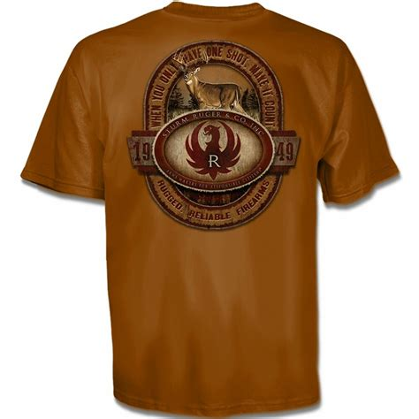 Ruger Ruger Firearms Clothing.