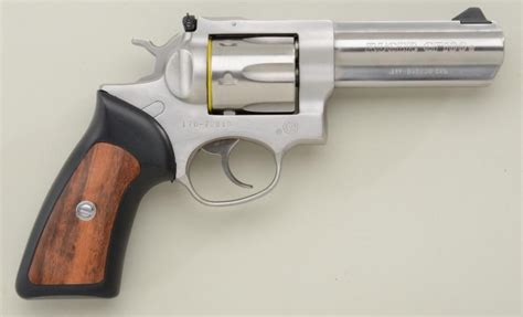 Ruger Gp100 4 Inch Stainless