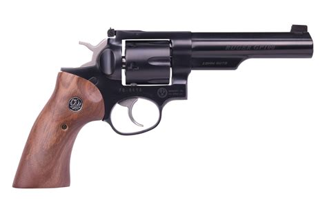 Ruger Gp100 Doubleaction Revolver With Blued Finish