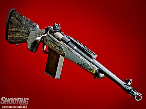 Ruger Gunsite Scout Rifle 223 Review