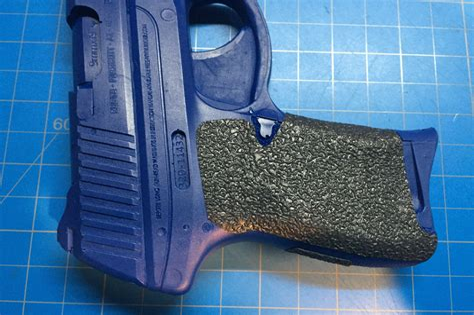 Ruger Ruger Lc9 Custom Grips.