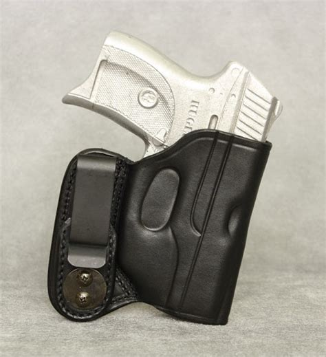 Ruger Lc9 Iwb Holster With Lasermax