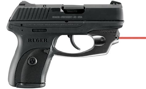 Ruger Lc9 Lm 9mm Pistol W Lasermax