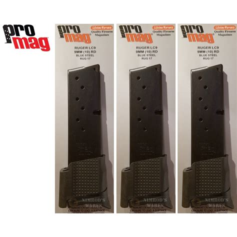 Ruger Lc9 Magazines Ebay