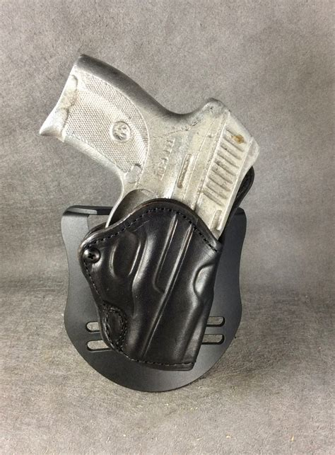 Ruger Lc9 Owb Paddle Holster