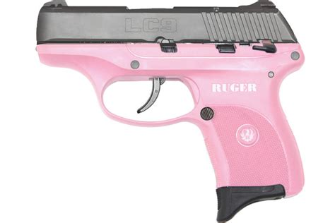 Ruger Lc9 Pink