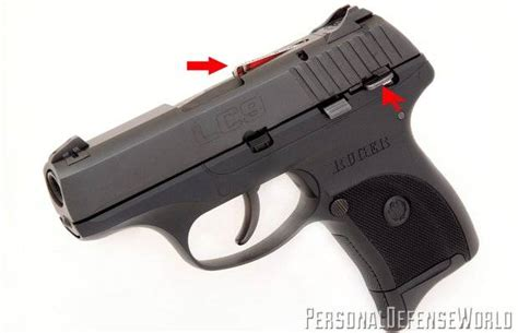 Ruger Lc9 Safety