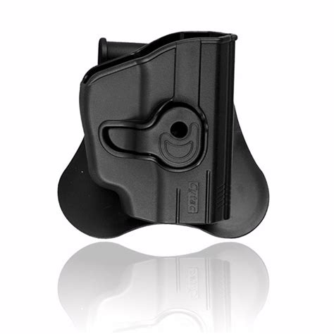 Ruger Lc9 With Crimson Trace Paddle Holster