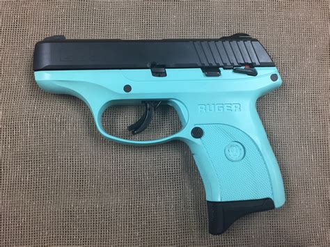 Ruger Lc9s Tiffany Blue