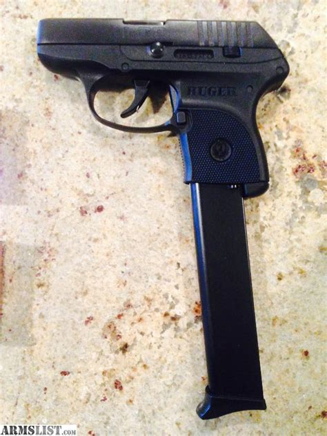 Ruger Ruger Lcp Extended Magazine For Sale.