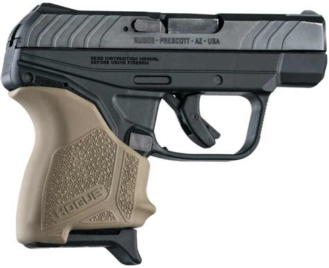 Ruger Ruger Lcp Grips Hogue.
