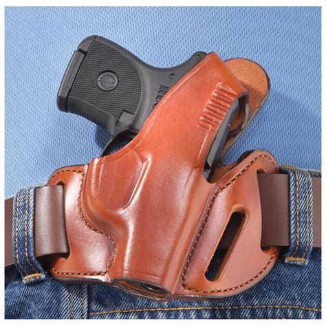 Ruger Ruger Lcp Leather Holster.