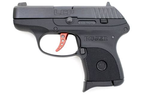 Ruger Lcp Red Trigger