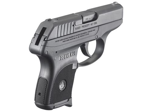 Ruger Lcp Semi Auto Pistol Blued