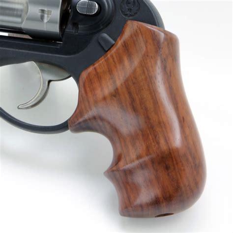 Ruger Ruger Lcrx Wood Grips.