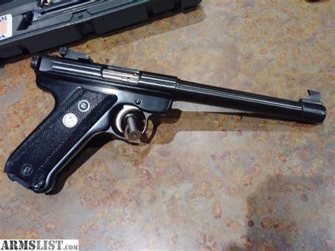 Ruger Ruger Luger 22 Pistol For Sale.